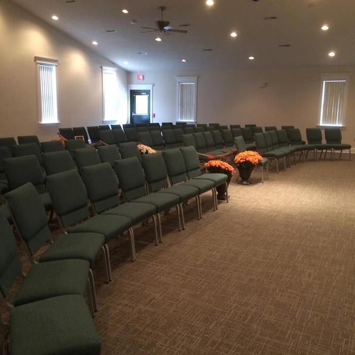 Meeting Hall Website